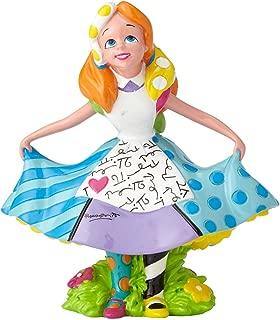 Enesco Disney by Britto Alice Mini, 3.875