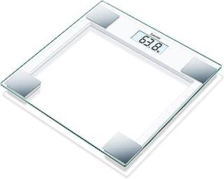 Beurer GS 14 - Báscula de baño de vidrio, vidrio de