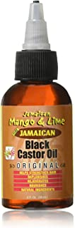Jamaican Mango & Lime Black Original Castor Oil 2 Fl Oz