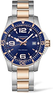 [ロンジン] 腕時計 ハイドロコンクエスト クオーツ L3.740.3.98.7 メンズ 正規輸入品