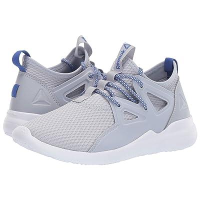 Reebok Cardio Motion (Cold Grey/Crushed Cobalt/White) Women