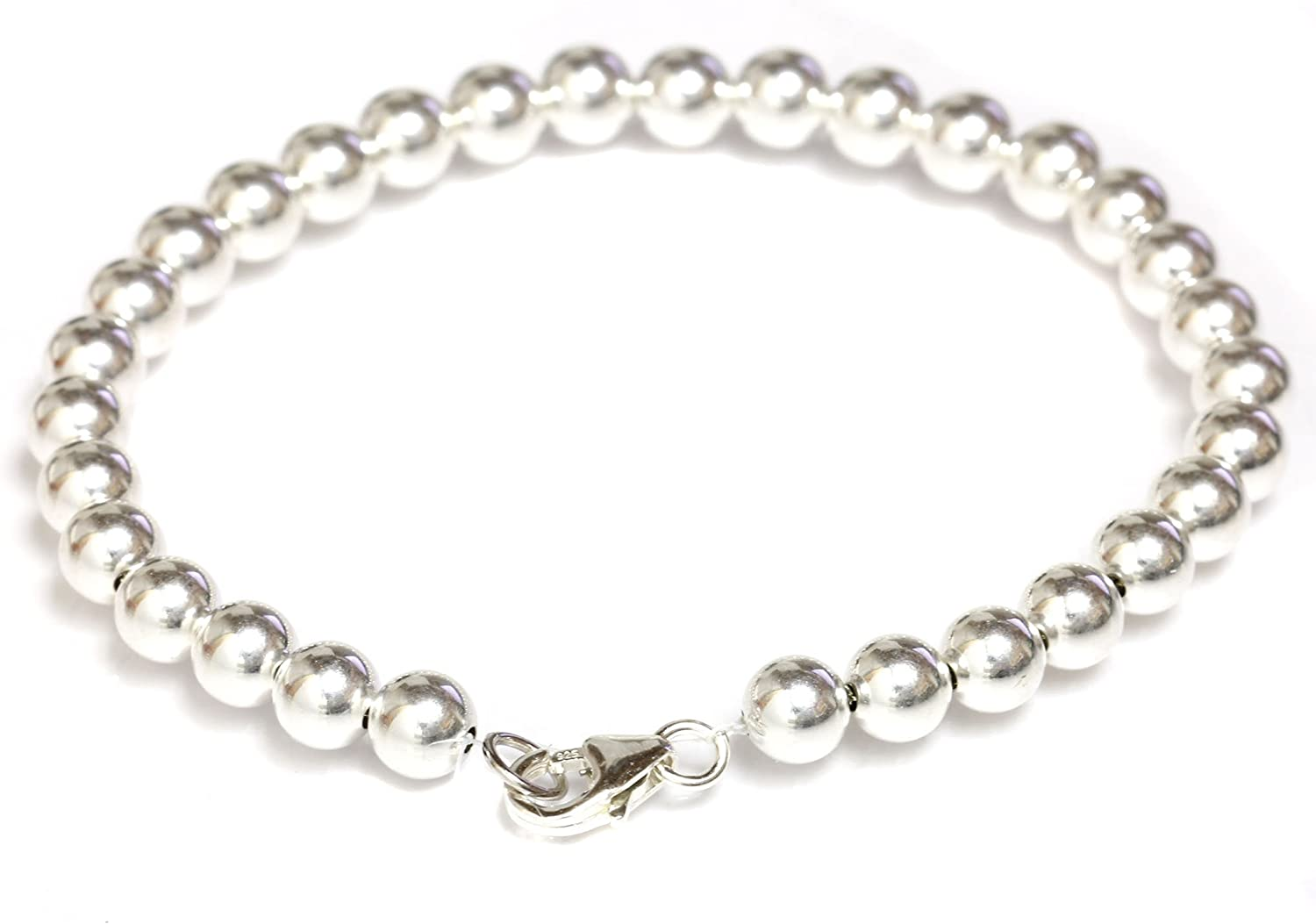 Seven Seas Pearls Large discharge sale Gold Filled with Bracelet Lobster Beaded Max 58% OFF Ball