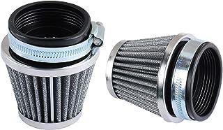 Poweka 54mm Air Filter Cleaner For Suzuki GS650 GS750 GS850 GS1000 GS1150 GS1100 (2 Packs)