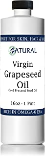 Best pure grapeseed oil Reviews