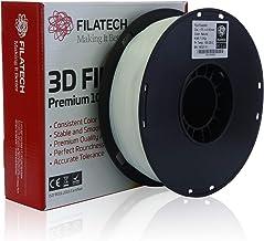 Filatech PLA Filament, Natural, 1.75mm, 1KG