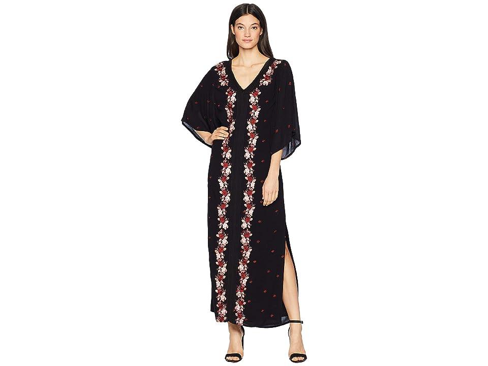 Amuse Society Mona Dress (Black) Women