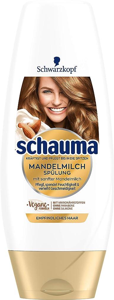 アライメント吸収剤慢Schaumaアーモンドミルクコンディショナー250 ml