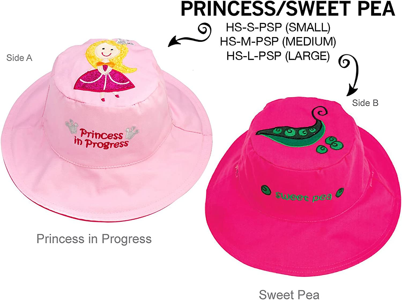 Nippon regular agency Las Vegas Mall Princess Pea Reversible Hat Kids' Medium