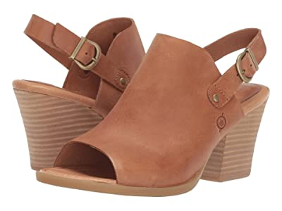 Born Pea (Brown (Cognac)) High Heels