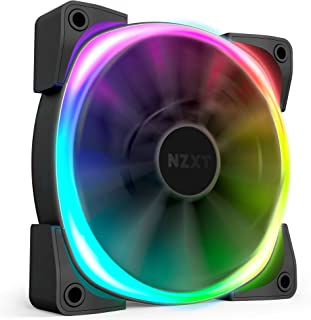 NZXT AER RGB Case Fan Black Black 120mm