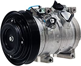 Denso 471-1537 New Compressor with Clutch