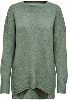 Only Onlnanjing L/S Pullover Knt Noos Maglione Donna