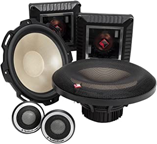 Rockford Fosgate T3652-S Power T3 6.5-Inch 2-Way Components Car Speakers