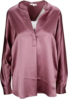 Vince Luxury Fashion Womens V615611926540 Pink Blouse | Fall Winter 19