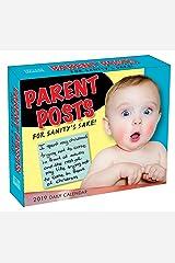 Parent Posts - For Sanity's Sake 2019 Boxed Daily Calendar, 6 x 5, (CB-0540) Calendar