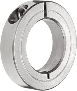 11//16 OD With 4-40 x 3//8 Set Screw 5//16 Bore Size Climax Metal 1C-031-S T303 Stainless Steel One-Piece Clamping Collar