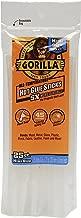 Gorilla 3022502 Hot Glue Sticks 8 In. Mini Size, 25Count (6 pack)