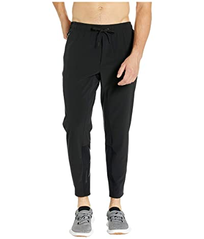 2XU XCTRL Woven Trackpants (Black/Black) Men