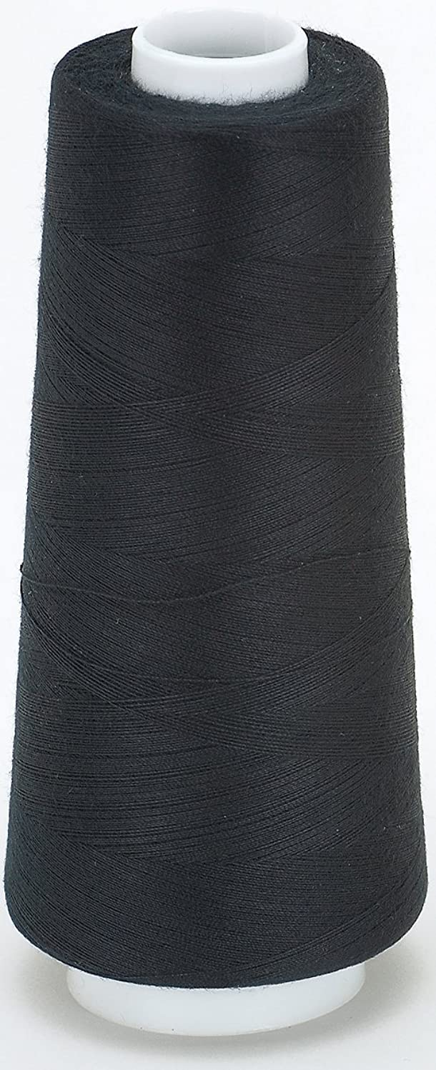 Coats Thread & Zippers Surelock Overlock Thread, , 3000-Yard, Black