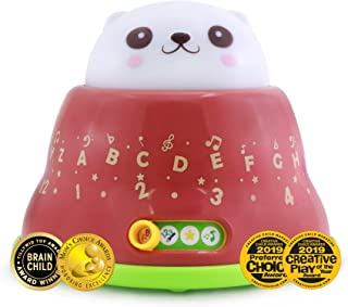BEST LEARNING Whack and Learn Mole - Educational Interactive Light-Up Toy for Infants Babies Toddlers for 6 Month and up -...