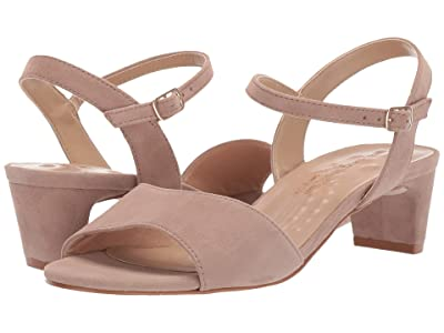 Walking Cradles Lydia (Light Taupe Suede) Women