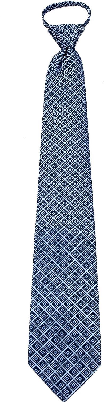 XL-ZIP-12709 - Men XL Zipper LONG 1 year warranty EXTRA Necktie Chicago Mall