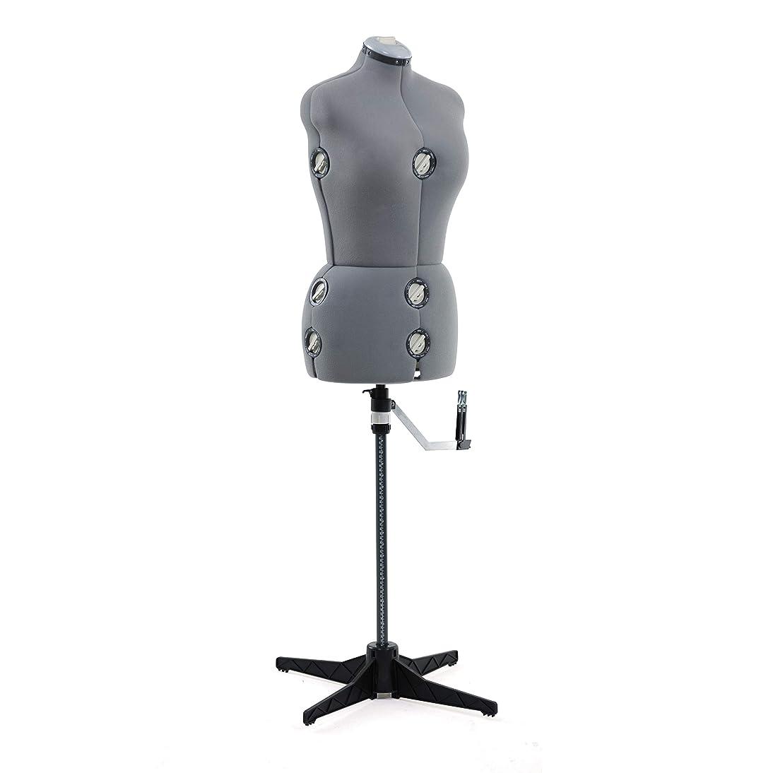 SINGER Dress Form Grey