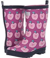 Apple Orchid Rain Boots (Toddler/Little Kid)
