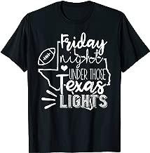 Friday Night Lights Shirt Texas Friday Night Lights Football