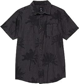 Mason Ho Short Sleeve Shirts (Big Kids)