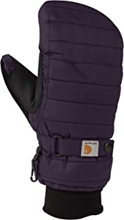 Carhartt Women's Quilts Insulated Breathable Mitt with Waterproof Wicking Insert