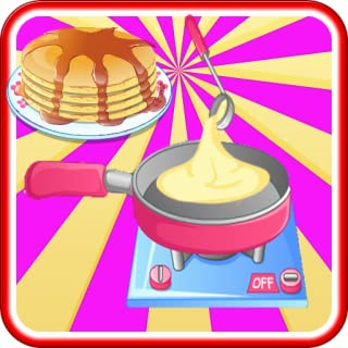 cooking games pancakes for girls