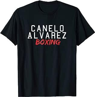 Canelo Alverez boxing - motivation T-shirt