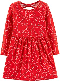 Carter's Girl's Valentine's Dress