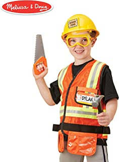 Best melissa and doug construction costume Reviews