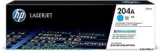 Cartucho de Toner 204A LaserJet Ciano CF511A HP