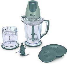 Ninja 400-Watt Blender/Food Processor for Frozen Blending, Chopping and Food Prep with 48-Ounce Pitcher and 16-Ounce Chopp...