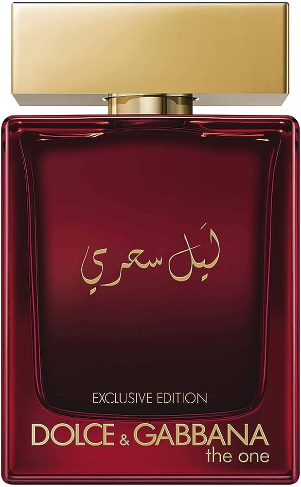 Dolce & gabbana the one mysterious night exclusive edition - eau de parfum da uomo, 150 ml 827160555375