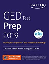 ged test book 2016