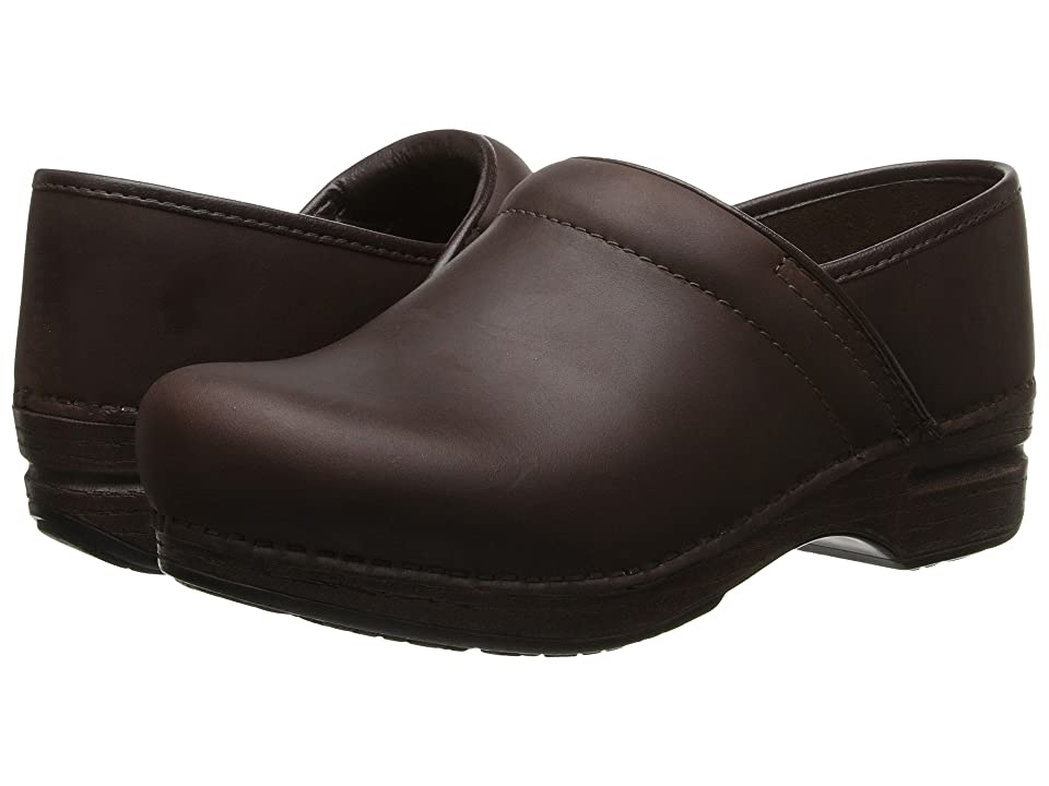 Dansko Pro XP Waterproof (Brown Oiled) Women