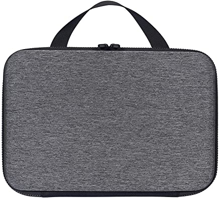yhdcc44 Portable Hard EVA Waterproof Handheld Camera Storage Bag Carrying Case Box for Insta 360 ONE Action Camera Accessories  Grey