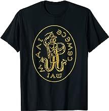 Abraxas Gnostic God Talisman Templar Gnosticism T-Shirt