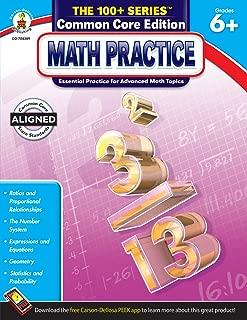 Math Practice, Grades 6 - 8 (The 100+ Series™)