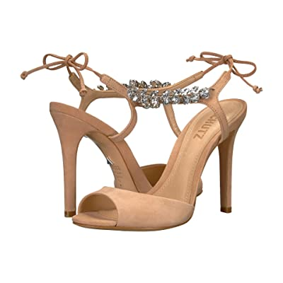 Schutz Vasti (Honey Beige) High Heels
