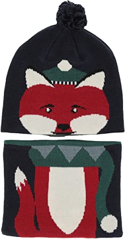 Collegiate Navy Fox