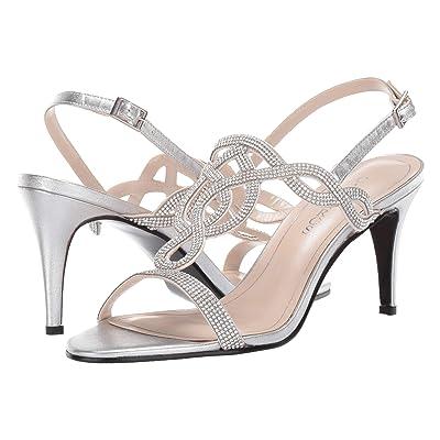 Caparros Pharrell Sandal (Silver) High Heels