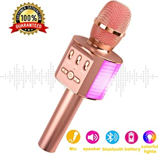 Best beginners microphone for singing Reviews