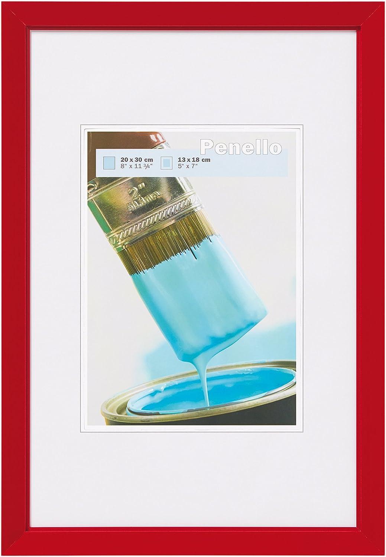 10 x 15 cm blau Walther EP015L Penello Kunststoffrahmen