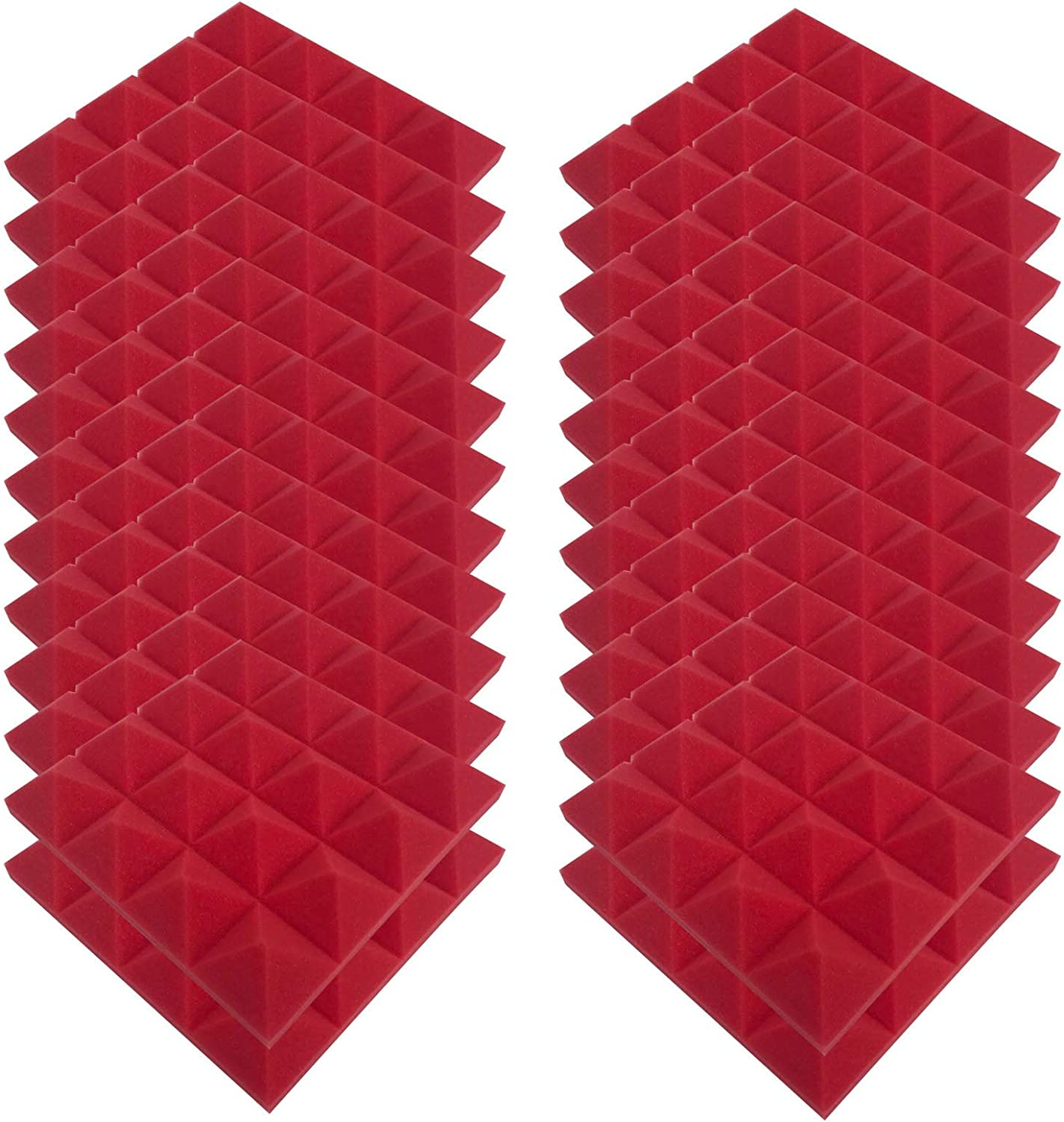 Matasleno black and red sound acoustic Nippon regular agency panels proof sold out foam foam's