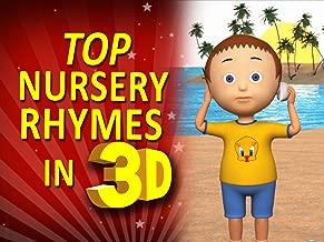 Top Nursery Rhymes in 3D